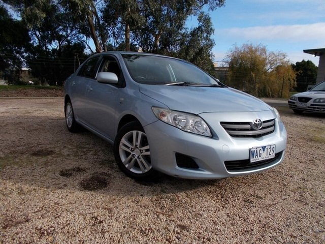 Discounted Used Toyota Corolla Ascent, Bayswater, 2007 Toyota Corolla Ascent Sedan