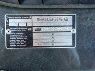 1992 Mercedes-Benz 300 SE Sedan.