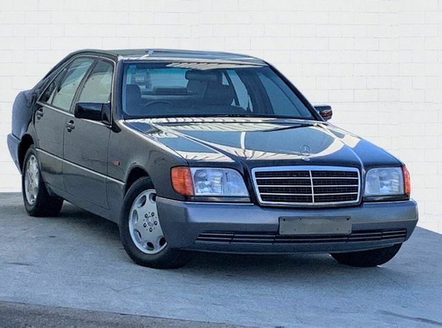 Used Mercedes-Benz 300 SE, Moorooka, 1992 Mercedes-Benz 300 SE Sedan