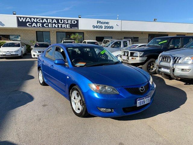Used Mazda 3 Maxx, Wangara, 2005 Mazda 3 Maxx Sedan