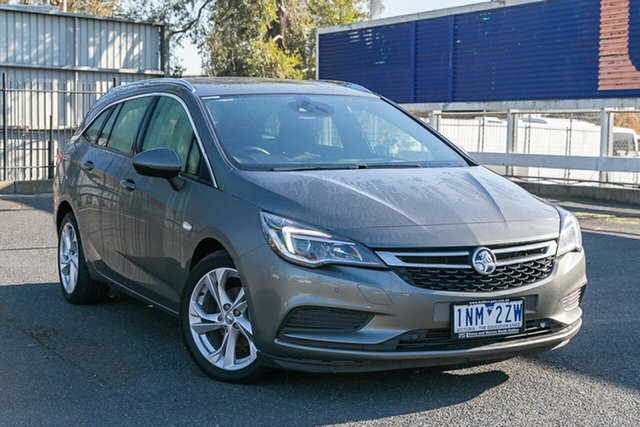 Used Holden Astra LT Sportwagon, Oakleigh, 2018 Holden Astra LT Sportwagon BK MY18 Wagon