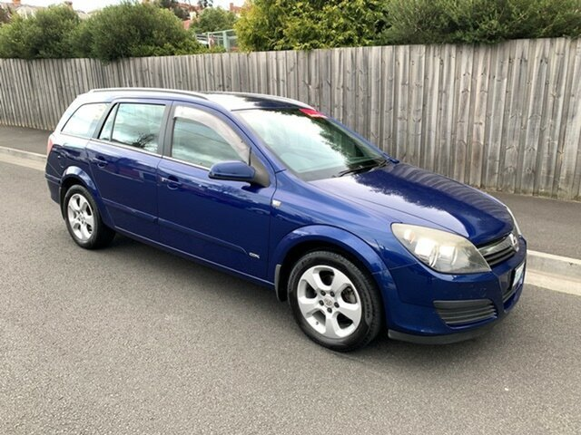 Used Holden Astra CDX, North Hobart, 2006 Holden Astra CDX Wagon