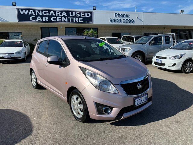 Used Holden Barina Spark CD, Wangara, 2010 Holden Barina Spark CD Hatchback