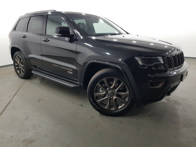 Used Jeep Grand Cherokee 75th Anniversary, Narellan, 2016 Jeep Grand Cherokee 75th Anniversary SUV