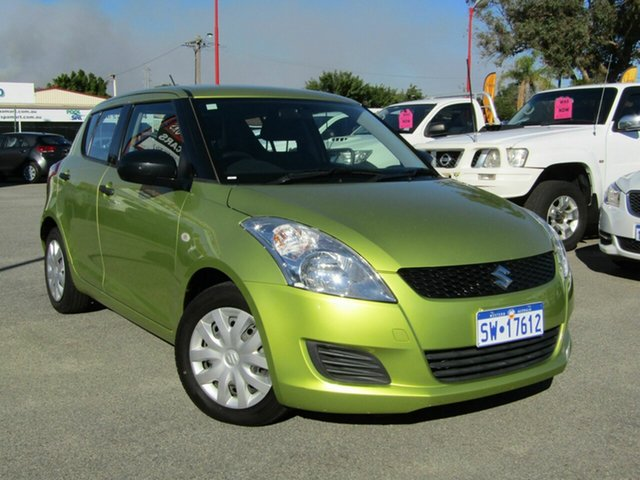 Used Suzuki Swift GA, Bellevue, 2013 Suzuki Swift GA Hatchback