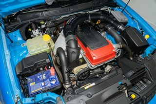 2011 Ford Falcon XR6T Sedan.