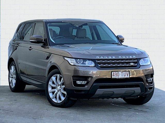 Used Land Rover Range Rover Sport 3.0 SDV6 Luxury, Moorooka, 2014 Land Rover Range Rover Sport 3.0 SDV6 Luxury Wagon