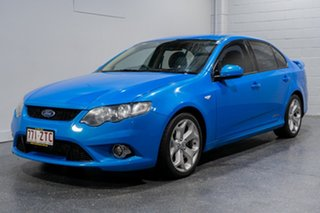 2011 Ford Falcon XR6T Sedan.