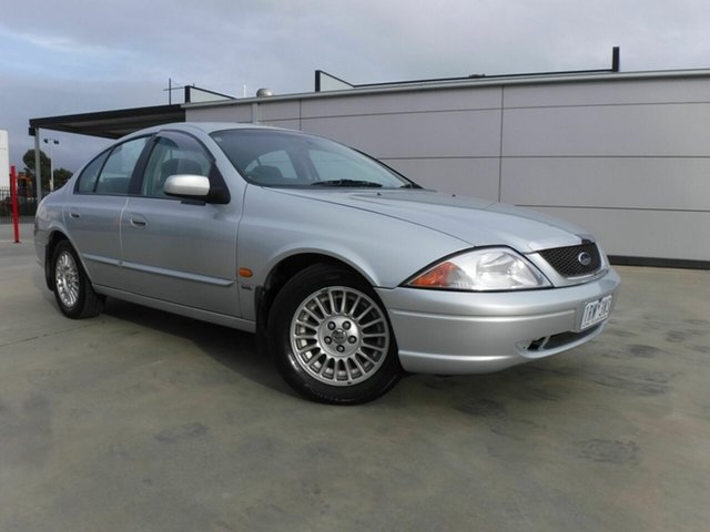 Discounted Used Ford Fairmont, Pakenham, 2000 Ford Fairmont Sedan