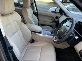 2014 Land Rover Range Rover Sport 3.0 SDV6 Luxury Wagon.
