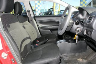 2015 Mitsubishi Mirage LS Hatchback.