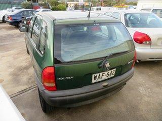 1996 Holden Barina Hatchback.
