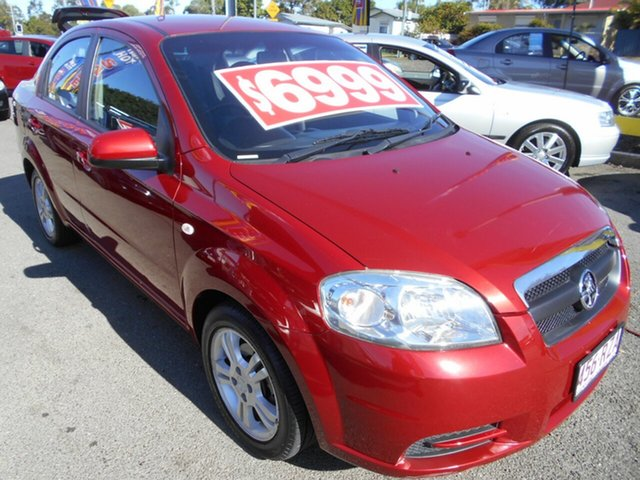 Used Holden Barina, Slacks Creek, 2011 Holden Barina Sedan