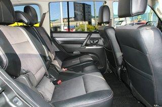 2014 Mitsubishi Pajero VR-X Wagon.