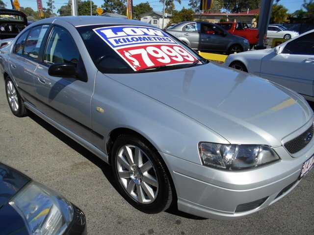 Used Ford Falcon SR, Slacks Creek, 2006 Ford Falcon SR Sedan