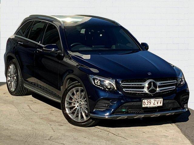 Used Mercedes-Benz GLC250D, Moorooka, 2017 Mercedes-Benz GLC250D Wagon