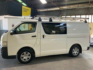 2005 Toyota HiAce LWB Van.