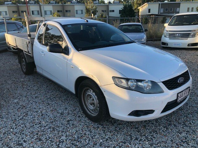 Used Ford Falcon, Kingston, 2011 Ford Falcon Utility