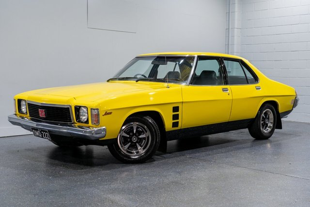 Used Holden Monaro GTS, Slacks Creek, 1974 Holden Monaro GTS Sedan