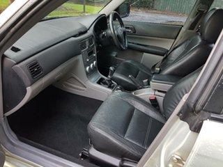 2005 Subaru Forester XS Luxury Wagon.