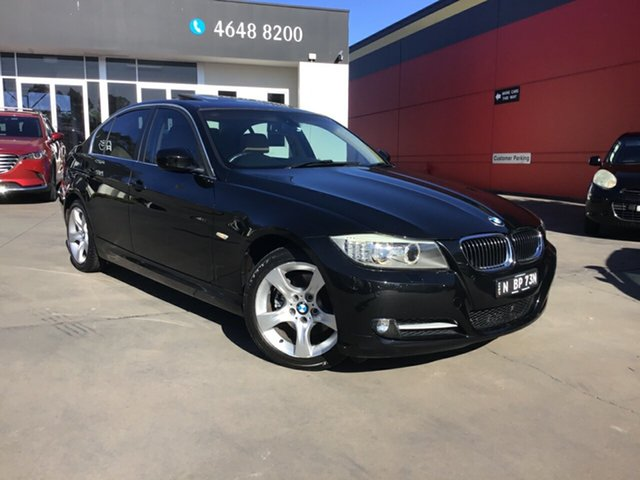Used BMW 3 Series 320d Steptronic Lifestyle, Narellan, 2010 BMW 3 Series 320d Steptronic Lifestyle Sedan