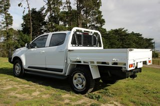 2016 Holden Colorado LS Crew Cab Cab Chassis.