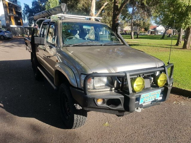 Used Toyota Hilux (4x4), Prospect, 2003 Toyota Hilux (4x4) Dual Cab Chassis