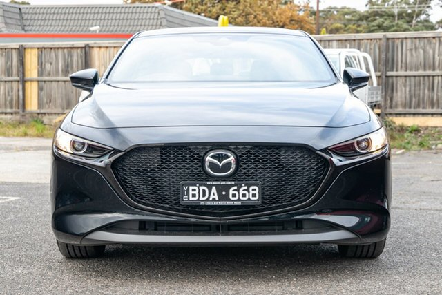 Used Mazda 3 G25 Evolve, Mulgrave, 2019 Mazda 3 G25 Evolve BP Hatchback