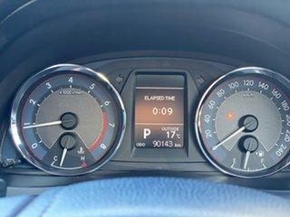 2013 Toyota Corolla Levin S-CVT ZR Hatchback.
