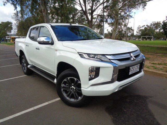 Demonstrator, Demo, Near New Mitsubishi Triton GLX-R Double Cab, Nailsworth, 2020 Mitsubishi Triton GLX-R Double Cab Utility
