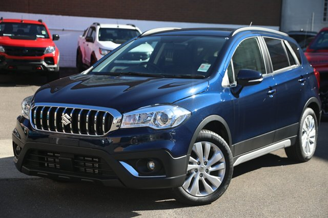 Demonstrator, Demo, Near New Suzuki S-Cross Turbo, Brookvale, 2019 Suzuki S-Cross Turbo Hatchback