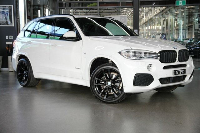 Used BMW X5 xDrive30d, North Melbourne, 2018 BMW X5 xDrive30d Wagon