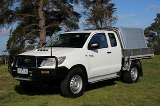 2015 Toyota Hilux SR Xtra Cab Cab Chassis.