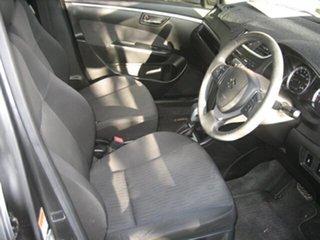 2013 Suzuki Swift GLX Hatchback.