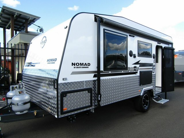 New Vivid Caravans Nomad [SAL2041], Pialba, 2020 Vivid Caravans Nomad [SAL2041] Caravan