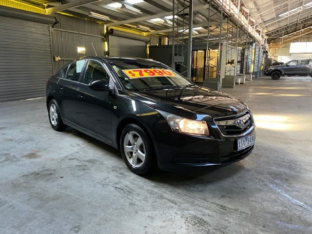 Used Holden Cruze CD, Cranbourne, 2010 Holden Cruze CD Sedan