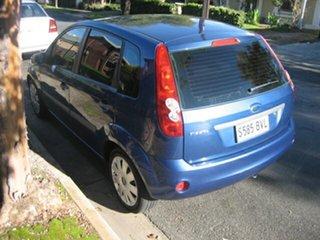 2008 Ford Fiesta LX Hatchback.
