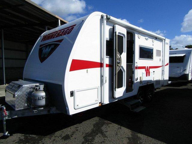 Used Winnebago Burke Talvor, Pialba, 2017 Winnebago Burke Talvor Caravan