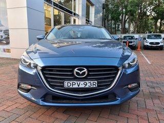 2017 Mazda 3 Neo SKYACTIV-Drive Sedan.
