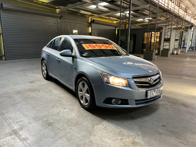 Used Holden Cruze CDX, Cranbourne, 2010 Holden Cruze CDX Sedan