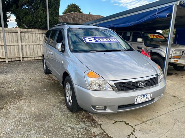 Used Kia Grand Carnival EXE, Cranbourne, 2010 Kia Grand Carnival EXE Wagon