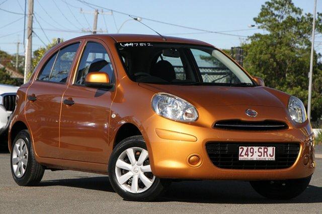 Used Nissan Micra ST, Bowen Hills, 2011 Nissan Micra ST Hatchback