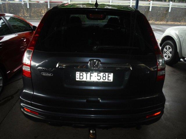 Used Honda CR-V (4x4) Limited Edition, East Lismore, 2010 Honda CR-V (4x4) Limited Edition MY10 Wagon
