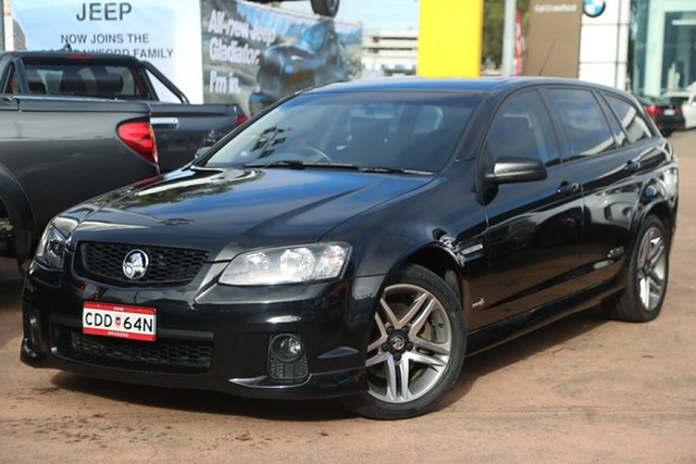 Used Holden Commodore SS, Brookvale, 2011 Holden Commodore SS Sportswagon