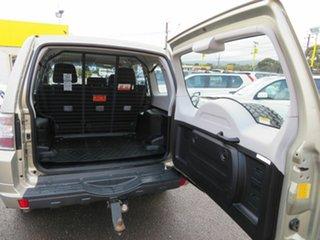 2011 Mitsubishi Pajero GL LWB (4x4) Wagon.
