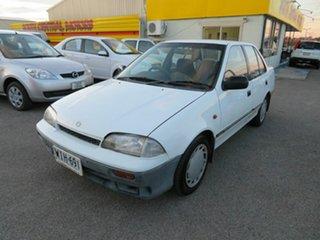 1990 Suzuki Swift Sedan.