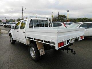 2012 Nissan Navara RX Dual Cab.