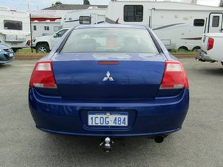 2007 Mitsubishi 380 ES Sedan.