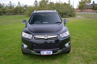 2012 Holden Captiva 7 LX (4x4) Wagon.