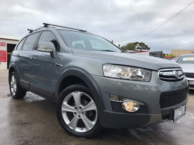 Discounted Used Holden Captiva LX, Werribee, 2012 Holden Captiva LX Wagon